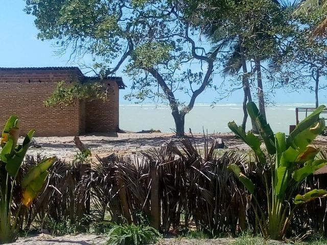Chale de temporada a Beira Mar na Praia da Tabuba ( Em Santa Luzia ) - Foto 10