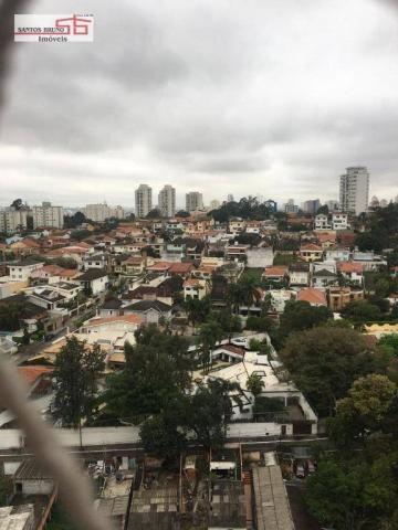 Apartamento com 3 dormitórios para alugar, 80 m² por R$ 2.200/mês - Barro Branco (Zona Nor - Foto 12