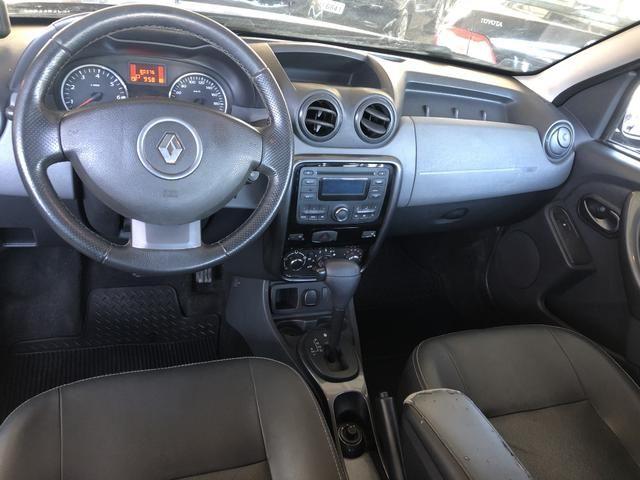 Renault Duster 2.0 Dynamique 4x2 Flex 4p Automático . - Foto 5