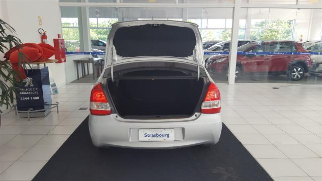 ETIOS 2015/2016 1.5 XLS SEDAN 16V FLEX 4P MANUAL - Foto 7