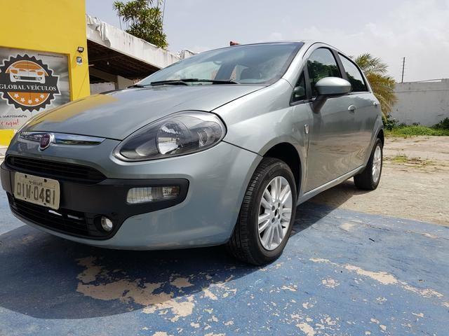 Fiat Punto 1.4 Itália 2013 - Foto 2