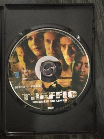 DVD Traffic - Ninguém Sai Limpo - Foto 3