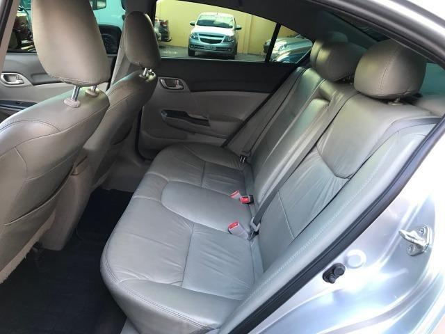 Civic LXS 1.8 Flex Automático - Foto 7