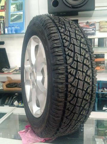 Pneu 205/60 R16 Remold (desenho Pirelli Scorpion Atr) - Foto 6