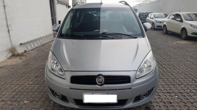 Fiat Idea Attractive 1.4 12/13, Manual, Prata, Completo, Veículo Repasse - Foto 3