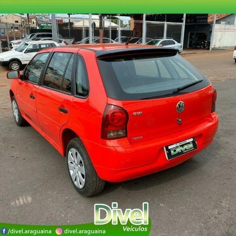 Volkswagen Gol G4 Trend 1.0 Manual 8v 4p Flex 2012/2013 - Foto 3