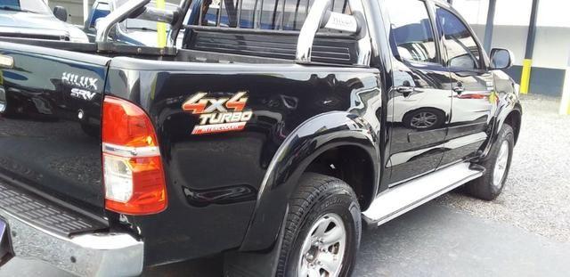 Hilux srv 4x4 tdi diesel cd automatico - Foto 4