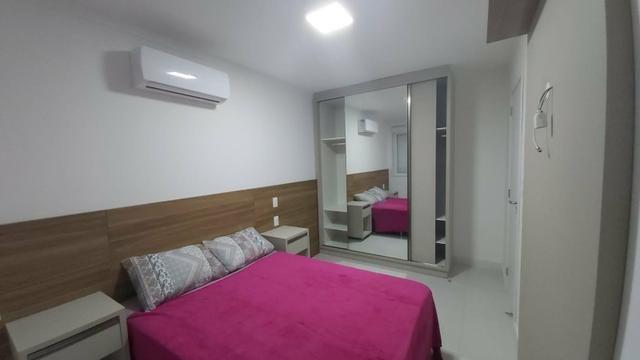 Aluguel temporada 2 dormitórios apenas 1 quadra do mar - Foto 9