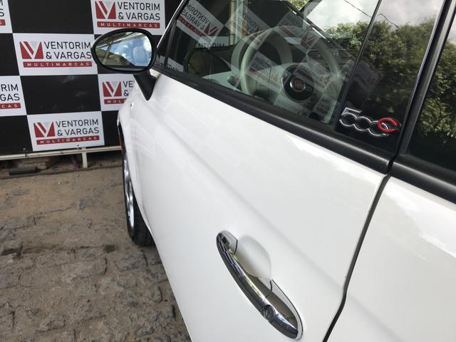 Fiat 500 Cabrio 1.4 2014 Conversível - Foto 6