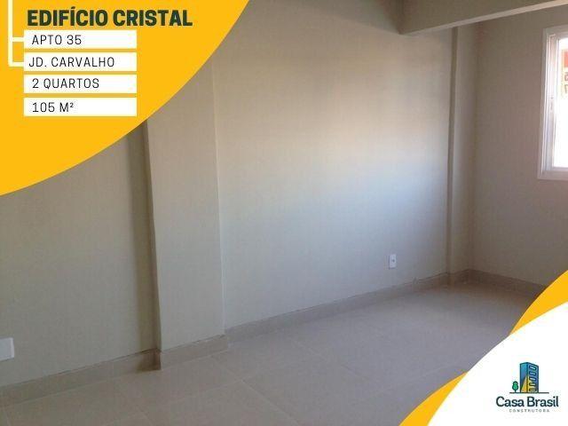 Apartamento com 2 quartos e 2 vagas para alugar em Ponta Grossa - Jardim Carvalho - Foto 17