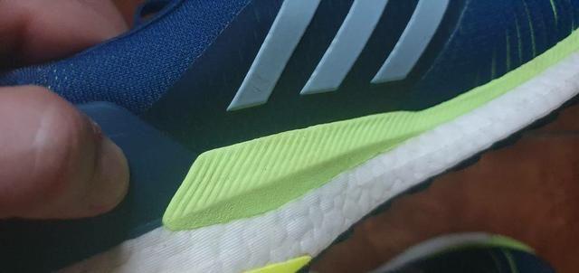 Tênis adidas running masculino solar glide n°38 original
