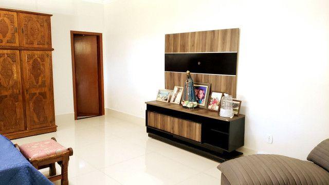 Casa uma suíte mobiliada lote 920m2 rua 10Vicente Pires condomínio lado via estrutural - Foto 10