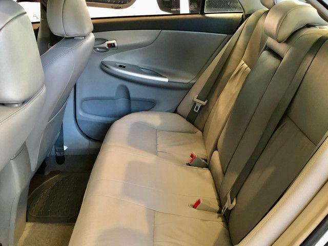 Corolla 2014 XEi 2014 $58900 (aceito troca) - Foto 12