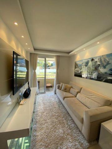Apartamento 2 quartos sendo 1 suite opção mobiliado - Portal de Itaipu - Foto 2