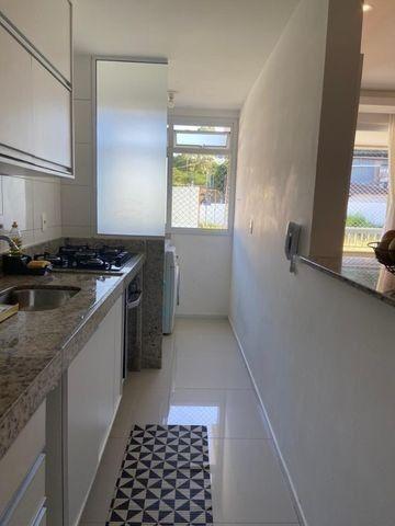 Apartamento 2 quartos sendo 1 suite opção mobiliado - Portal de Itaipu - Foto 9