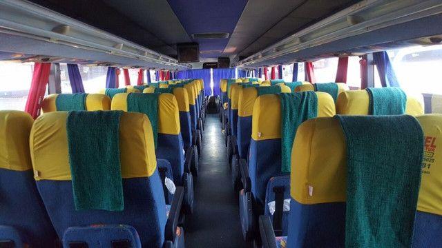 Venda ônibus Scania 124/420 DD G6 2003 - Foto 3