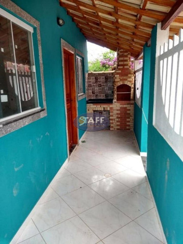 K-32: Casa com 2 quartos Pronta entrega, no Centro por R$ 135.000 - Unamar - Cabo Frio/RJ - Foto 6