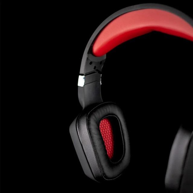 Headset Gamer Hoopson Mage Mk31r Usb 7.1 Pc - Loja Natan Abreu - Foto 2