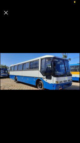 Busscar 1620 Mercedes bens  - Foto 2