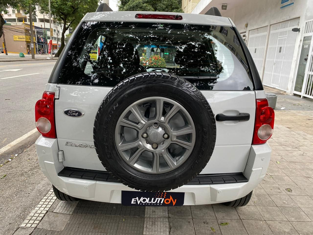 Ford Ecosport Xlt 1.6 Freestyle ano 2011 - Foto 5