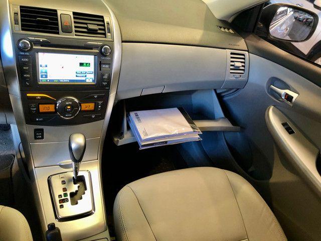 Corolla 2014 XEi 2014 $58900 (aceito troca) - Foto 16
