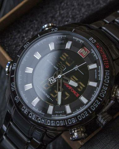 Relógio Naviforce NF 9093 c/ cx de Luxo - Foto 4