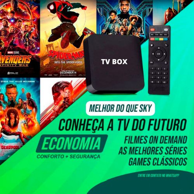 Tvbox Android 5g