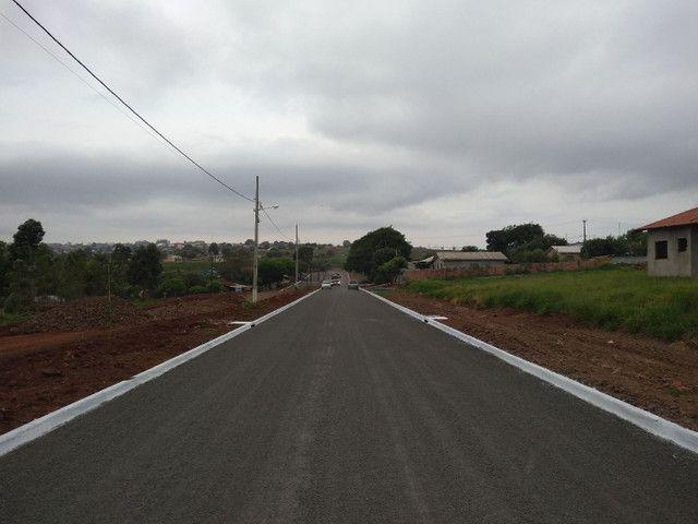 Terreno esquina 476 metros quitado 35 mil reais Mauá da Serra no Paraná - Foto 3