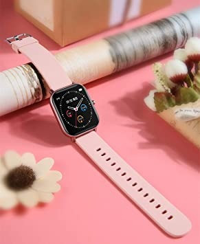 Fagger- * - - * -P8 Sports Smart Watch Fitness Heart Rate Smart Bracelet Touch-Screen IPX7
