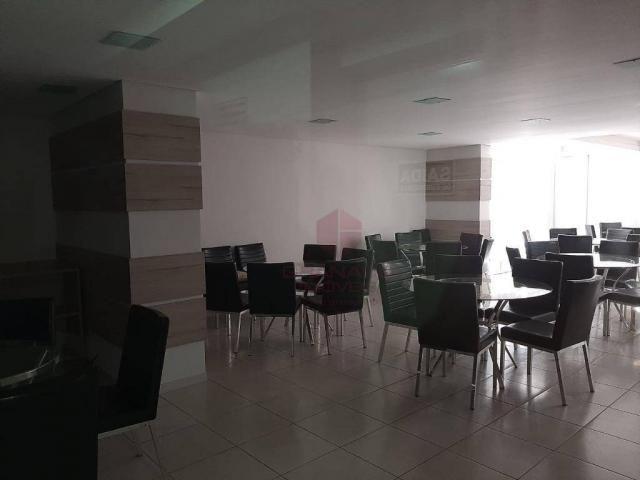 Apartamento com 1 dormitório para alugar, 45 m² por R$ 1.350,00/mês - Zona 07 - Maringá/PR - Foto 10