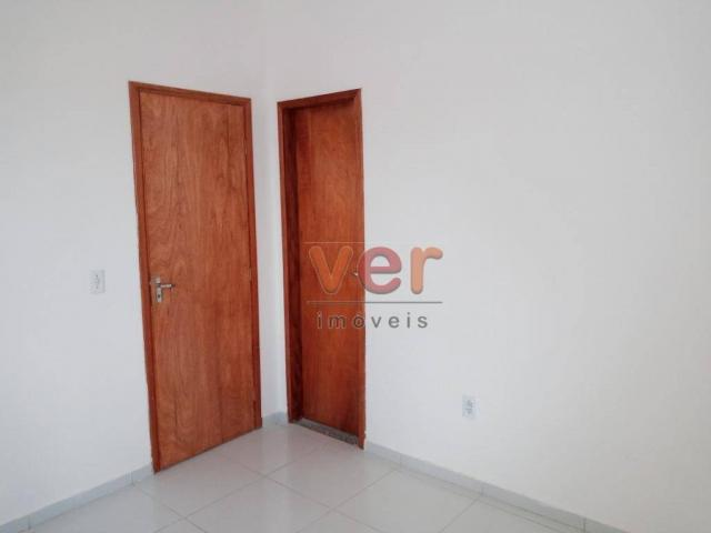 Casa com 2 dormitórios à venda, 81 m² por R$ 140.000,00 - Ancuri - Itaitinga/CE - Foto 11