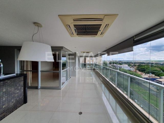 Apartamento para aluguel, 5 quartos, 4 suítes, 4 vagas, Jardim Botânico - Ribeirão Preto/S - Foto 10