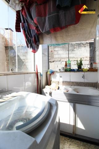 Apartamento para aluguel, 3 quartos, 1 suíte, 1 vaga, Niterói - Divinópolis/MG - Foto 3