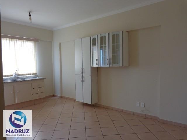 apartamento 1 dormitório para locação na boa vista, com garagem e elevador, prox. à Unirp,
