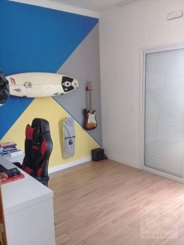 Casa com 4 dormitórios à venda, 183 m² por R$ 800.000 - Jardim Park Real - Indaiatuba/SP - Foto 16