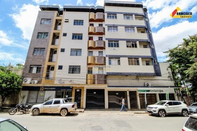 Apartamento para aluguel, 3 quartos, 1 suíte, 1 vaga, Ipiranga - Divinópolis/MG - Foto 2