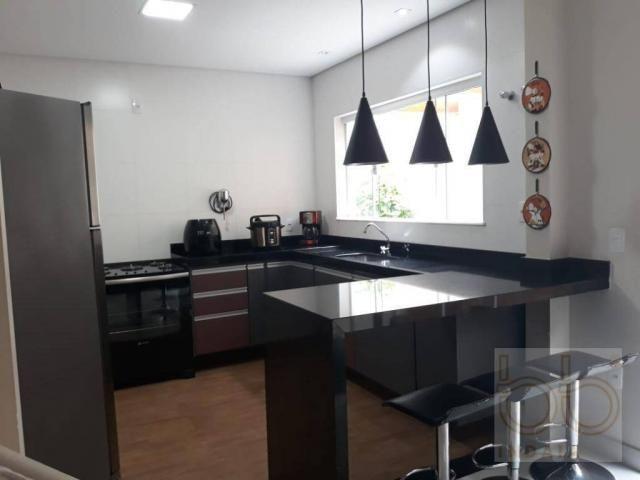 Casa com 4 dormitórios à venda, 183 m² por R$ 800.000 - Jardim Park Real - Indaiatuba/SP - Foto 4