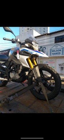 Moto bmw gs310 2020/2021