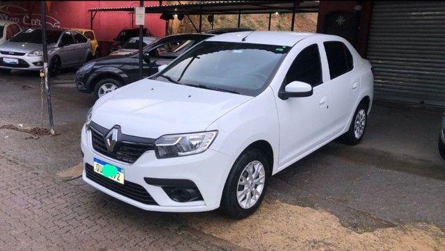 Renault Logan zen Flex 1.0 - Foto 14