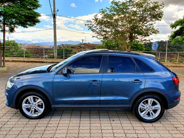 Audi q3 ambiente 2017 top de linha! Única dona