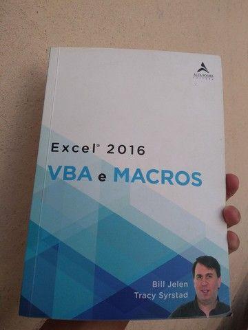Excel 2016 VBA's e Macros - Foto 5
