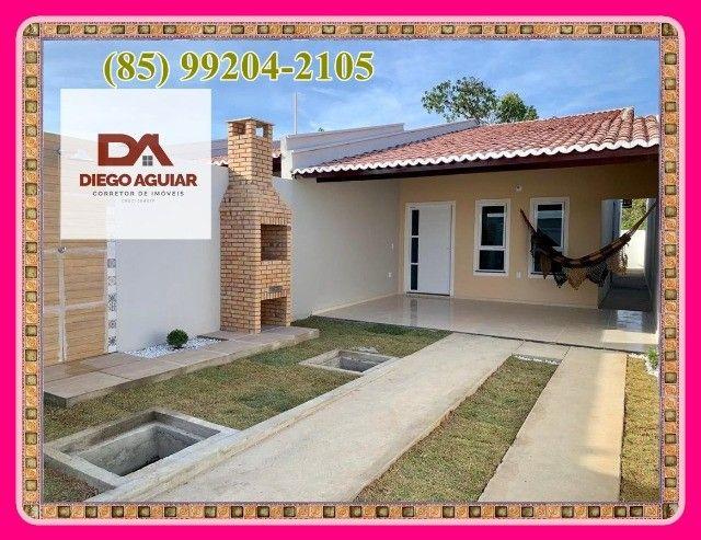 Casas em Pedras/Barrocão - Itaitinga )(*&¨% - Foto 17