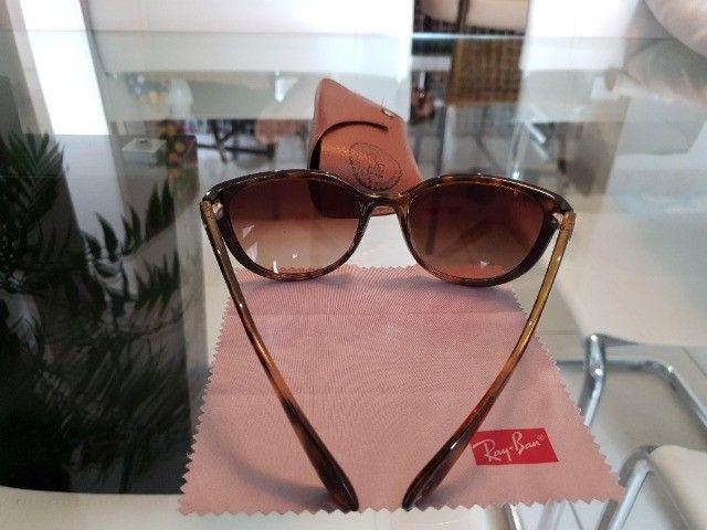 Óculos de Sol Ray-Ban Emma RB4167 (Original) - Foto 5