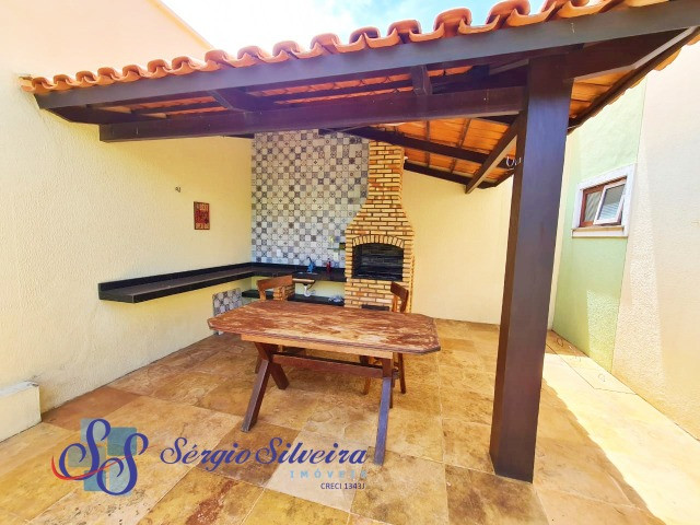 Casa no Porto das Dunas em condomínio fechado 4 suítes e lazer - Foto 10