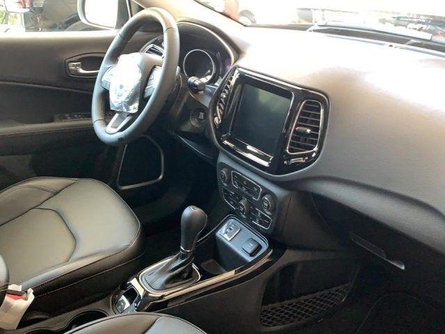 Jeep compass 2021 2.0 16v flex longitude automÁtico - Foto 5