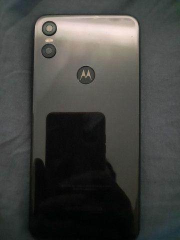 Moto one 64 gb super conservado - Foto 6