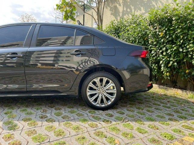 Toyota Corolla 2.0 XEI 2020 + Blindado + Automático + Baixa KM - Foto 6