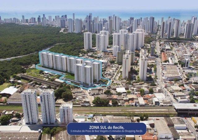 AF - Oportunidade -Lançamento de condomínio clube - Residencial Luar do Parque - 3 quartos - Foto 3