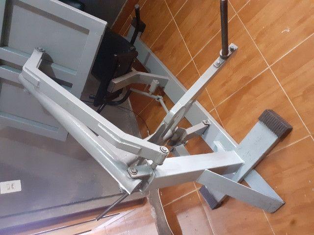 Leg press 45° articulando