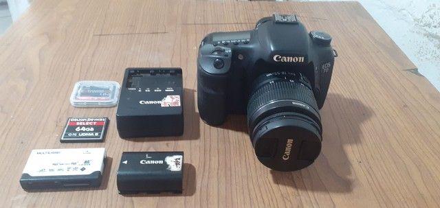Canon + kit COMPLETO!! - Foto 3